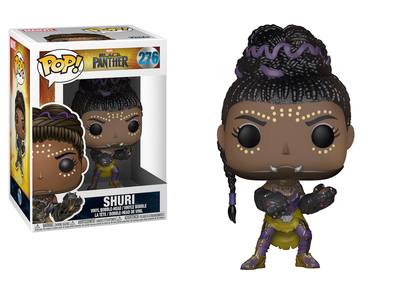 Funko POP! Movies Marvel Black Panther -276 Shuri