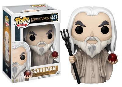 Funko POP! Movies Lord of the Rings 447 Saruman