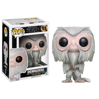 Funko POP! Movies Fantastic Beasts and were to find them 11 Demiguise