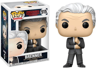 Funko POP! Stranger Things 515 Brenner