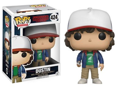 Funko POP! Stranger Things 424 Dustin