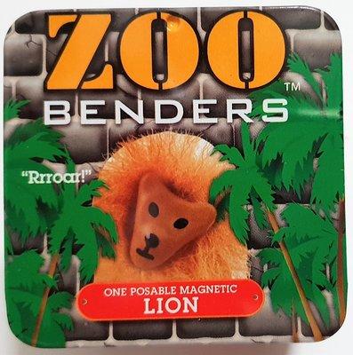 Zoo Benders Lion
