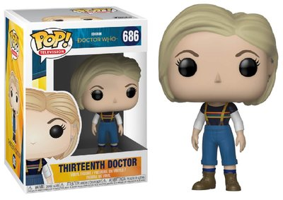 Funko POP! TV 686 Doctor Who 13th Doctor