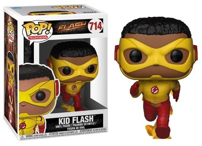 Funko POP! Vinyl DC The Flash 714 Kid Flash