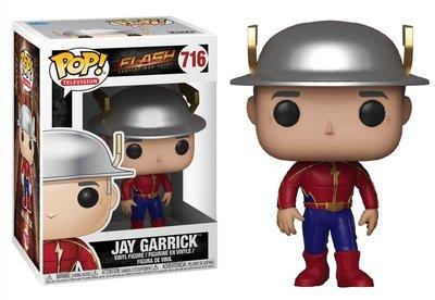 Funko POP! Vinyl DC The Flash 716 Jay Garrick