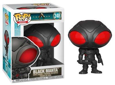 Funko POP! Vinyl DC Aquaman 248 Black Manta