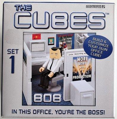 Cubes Set 1 Bob