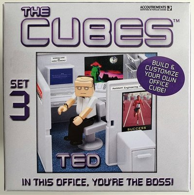 Cubes Set 3 Ted