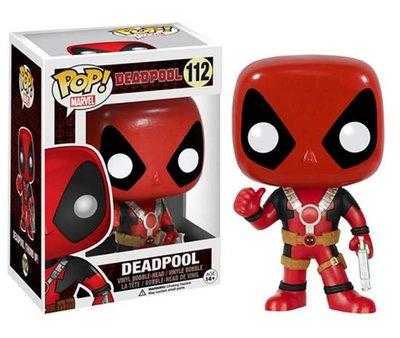 Funko Pop! Vinyl figuur - Marvel Deadpool Thumb Up 112 Deadpool Thumb Up