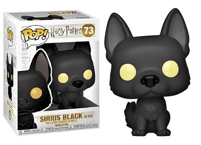 Funko Pop! Vinyl figuur - Fantasy Harry Potter 73 Sirius Black as Dog