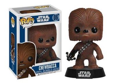 Funko Pop! Vinyl figuur - Star Wars A New Hope 06 Chewbacca
