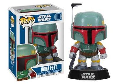 Funko Pop! Vinyl figuur - Star Wars A New Hope 08 Boba Fett