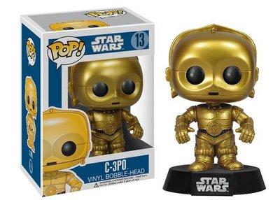 Funko Pop! Vinyl figuur - Star Wars A New Hope 13 C-3PO