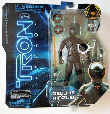 Spinmaster actiefiguur - Scifi Tron 20031901 Rinzler Deluxe