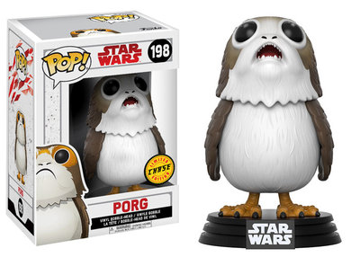 Funko Pop! Vinyl Figure - Star Wars The Last Jedi 198 Porg Chase