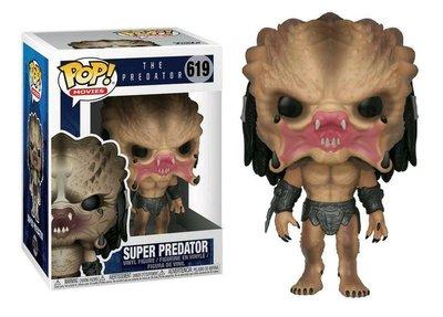 Funko Pop! Vinyl figuur - Scifi Predator 619 Super Predator
