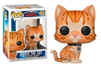 Funko Pop! Vinyl figuur - Marvel Captain Marvel 426 Goose the Cat