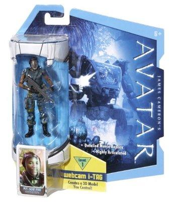 Avatar: Private Sean Fike action figure