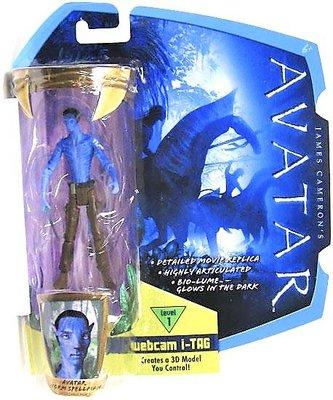 Avatar: Avatar Norm Spellman action figure