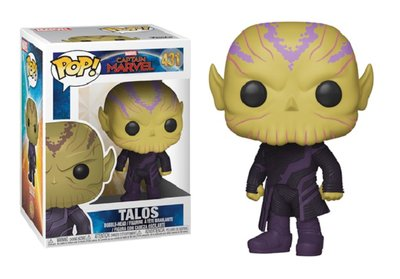 Funko Pop! Vinyl figuur - Marvel Captain Marvel 431 Talos