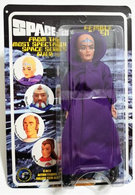 Figures Toy Company actiefiguur - Scifi Space 1999 Female Alien