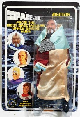 Figures Toy Company actiefiguur - Scifi Space 1999 Mentor