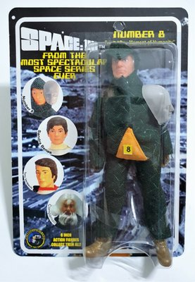 Figures Toy Company actiefiguur - Scifi Space 1999 Number 8