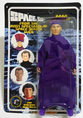 Figures Toy Company actiefiguur - Scifi Space 1999 Raan