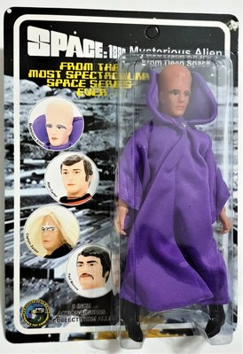 Figures Toy Company actiefiguur - Scifi Space 1999 Mysterious Alien