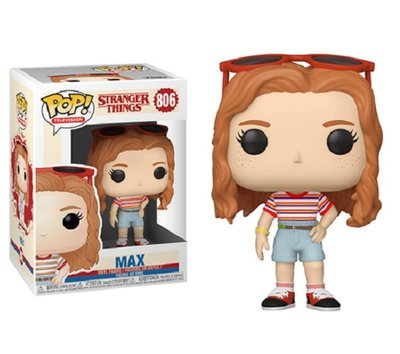 Funko Pop! Vinyl figuur - Fantasy Stranger Things 806 Max (Mall Outfit)
