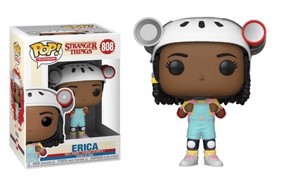 Funko Pop! Vinyl figuur - Fantasy Stranger Things 808 Erica (with Flashlights)
