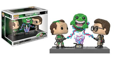 Funko Pop! Vinyl figuur - Scifi Ghostbusters 35th Anniversary 730 Banquet Room
