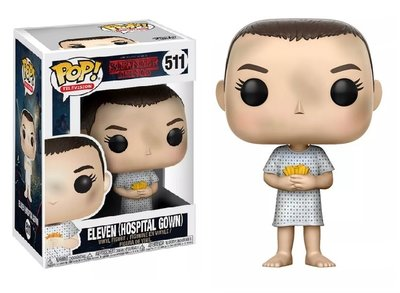 Funko Pop! Vinyl figuur - Fantasy Stranger Things 511 Eleven Homemade Suit