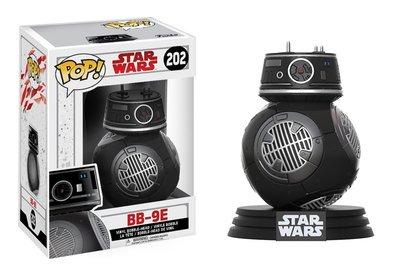 Funko Pop! Vinyl figuur - Star Wars The Last Jedi 202 BB-9E