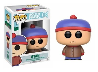 Funko Pop! Vinyl figuur - Animatie South Park 08 Stan