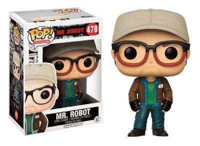 Funko Pop! Vinyl figuur - Scifi Mr. Robot 478 Mr. Robot