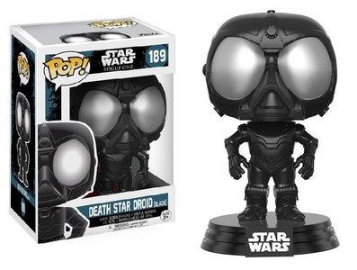 Funko Pop! Vinyl figuur - Star Wars Rogue One 189 Death Star Droid