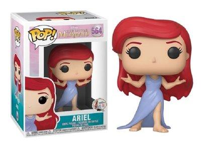 Funko Pop! Vinyl figuur - Disney The Little Mermaid 30 Years 564 Ariel in Purple Dress