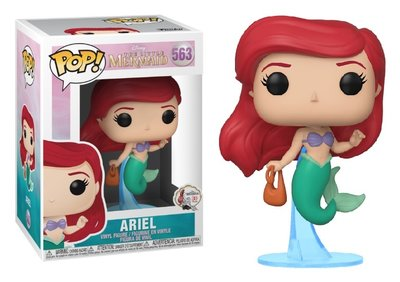 Funko Pop! Vinyl figuur - Disney The Little Mermaid 30 Years 563 Ariel with Bag