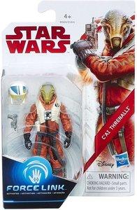 Hasbro actiefiguur - Star Wars The Last Jedi Force Link C1531/E0524 C'ai Threnalli