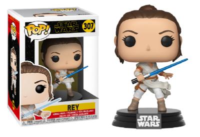 Funko Pop! Vinyl figuur - Star Wars The Rise of Skywalker 307 Rey
