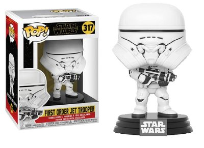 Funko Pop! Vinyl figuur - Star Wars The Rise of Skywalker 317 First Order Jet Trooper