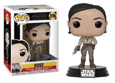 Funko Pop! Vinyl figuur - Star Wars The Rise of Skywalker 316 Rose