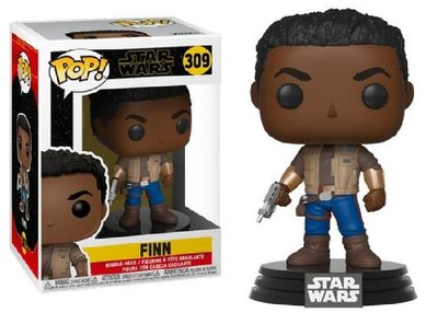 Funko Pop! Vinyl figuur - Star Wars The Rise of Skywalker 309 Finn