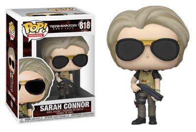 Funko Pop! Vinyl figuur - Scifi Terminator 818 Sarah Connor