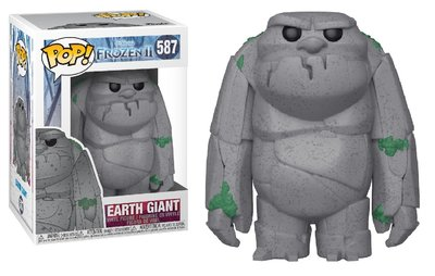 Funko Pop! Vinyl figuur - Disney Frozen II 587 Earth Giant