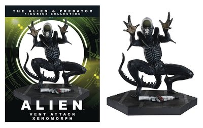 Eaglemoss Hero Collector Statue - Scifi Alien Mega Special 5951 Xenomorph Vent Attack