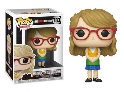 Funko Pop! Vinyl Figure - Comedy The Big Bang Theory 783 Bernadette Rostenkowski