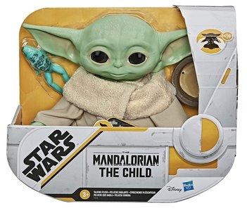 Hasbro Action Figure - Star Wars The Mandalorian F1115 The Child Baby Yoda Talking Plush