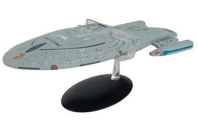 Eaglemoss Model - Star Trek The Official Starships Collection XL Edition 98399 USS Voyager NCC-74656
